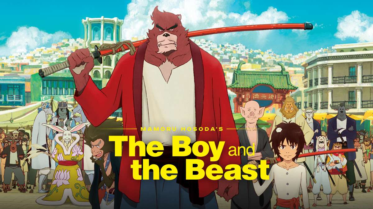 Watch The Boy And The Beast Sub Dub Action Adventure Comedy