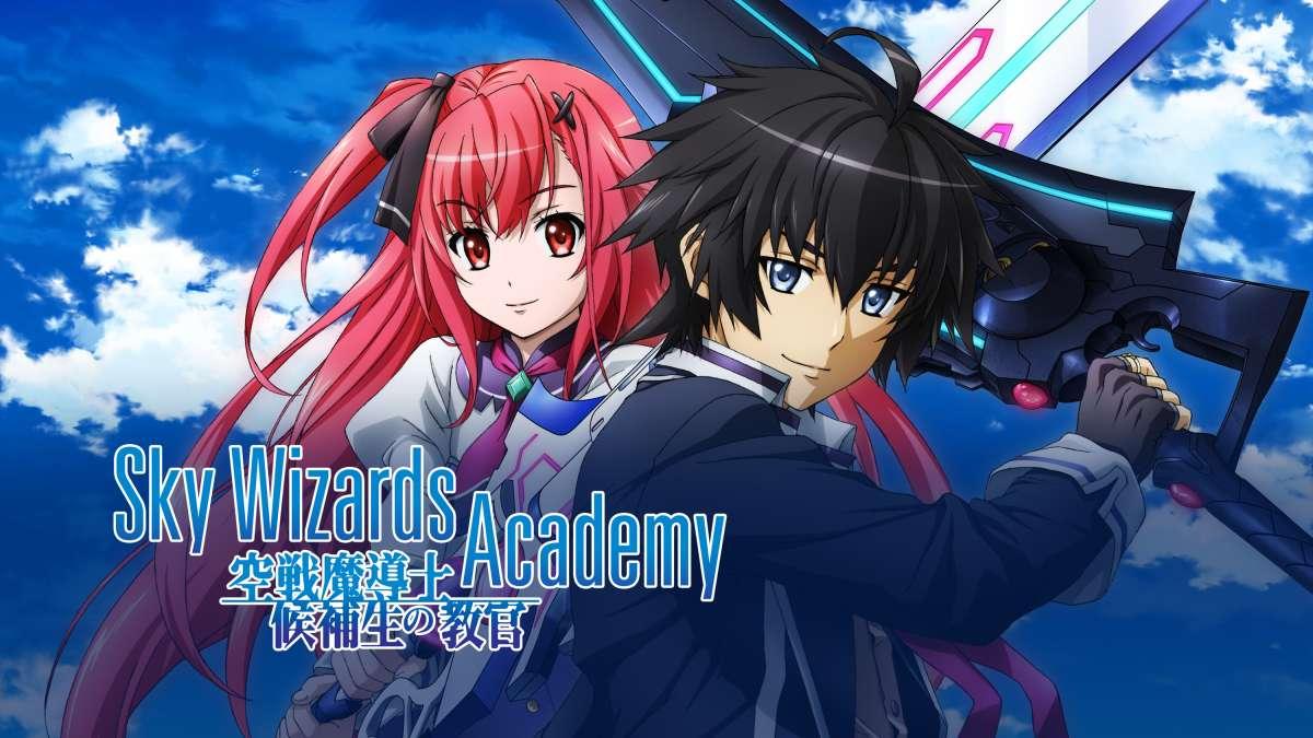 sky wizards academy ger sub