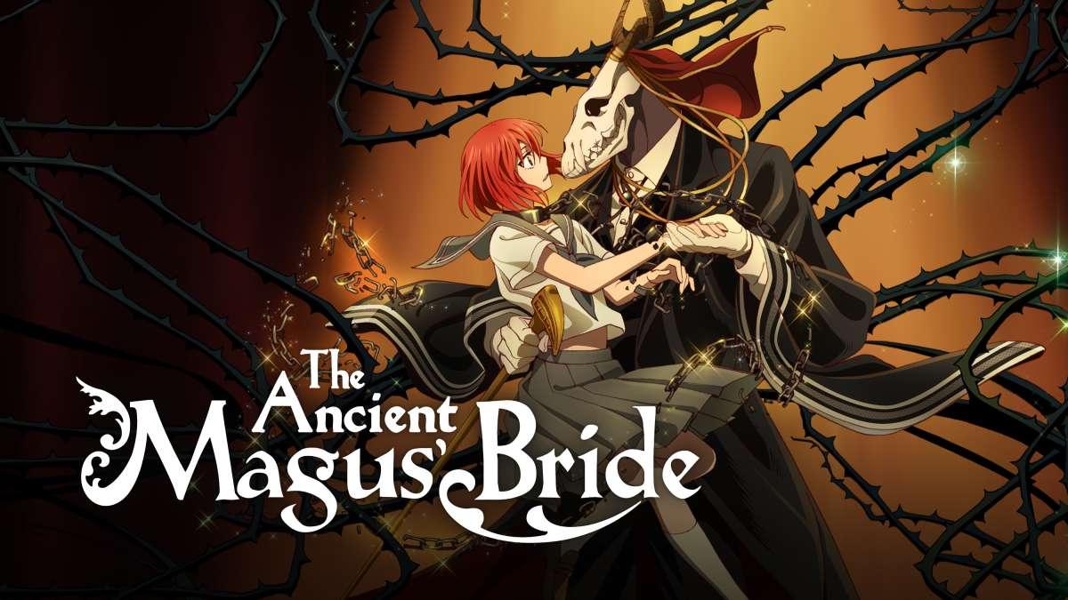 Watch The Ancient Magus' Bride Episodes Sub & Dub | Fantasy