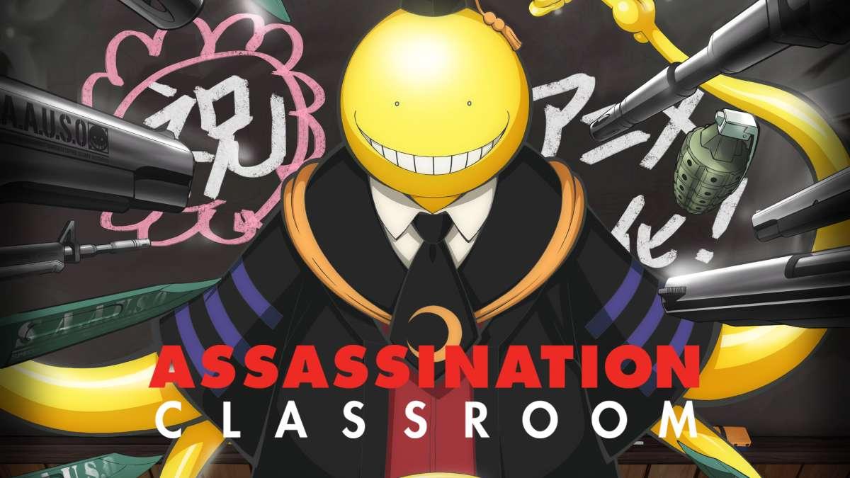 assasination classroom serien stream