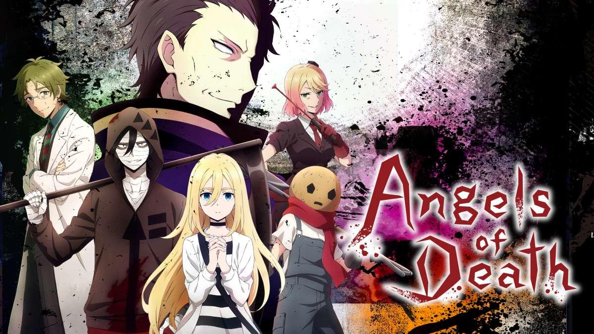 Stream Watch Angels Of Death Episodes Online