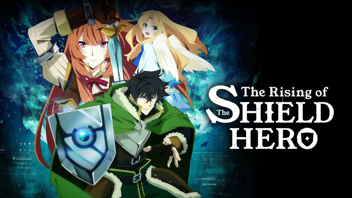 the rising of the shield hero ger sub