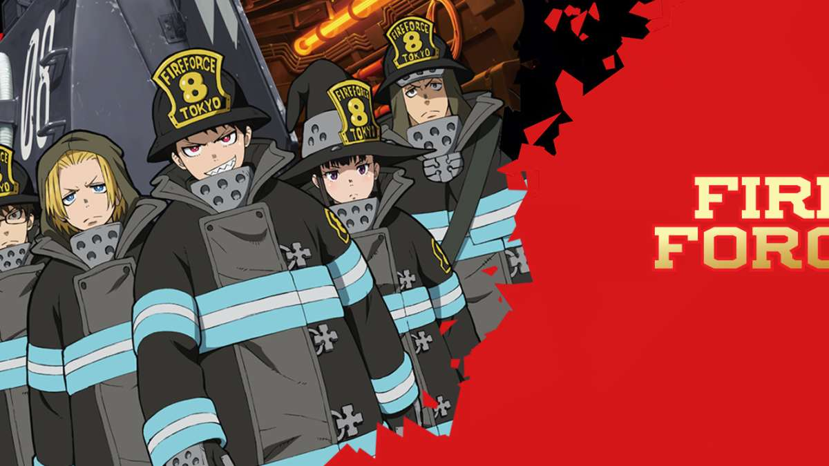 Watch Fire Force Episodes Sub & Dub | Anime | Funimation