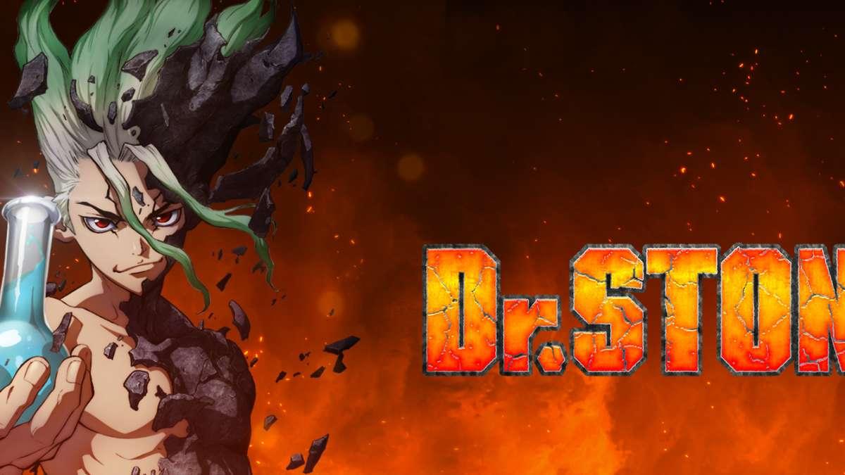 Watch Dr Stone Sub Dub Action Adventure Sci Fi Shounen Anime Funimation