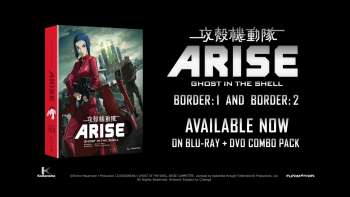 ghost in the shell arise border 1 stream